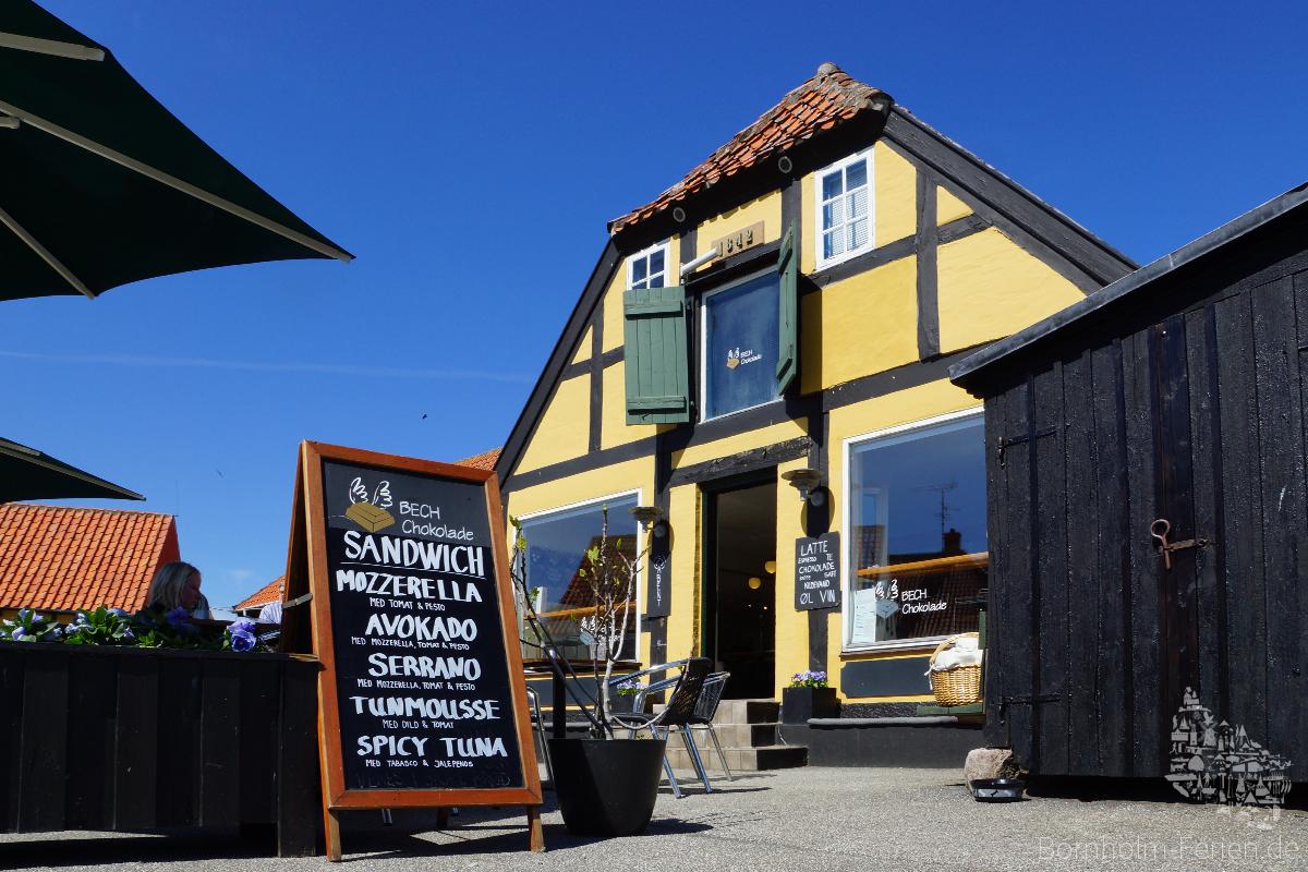 Gudhjem Heimliche Hauptstadt Der Insel Bornholm Bornholm Feriende